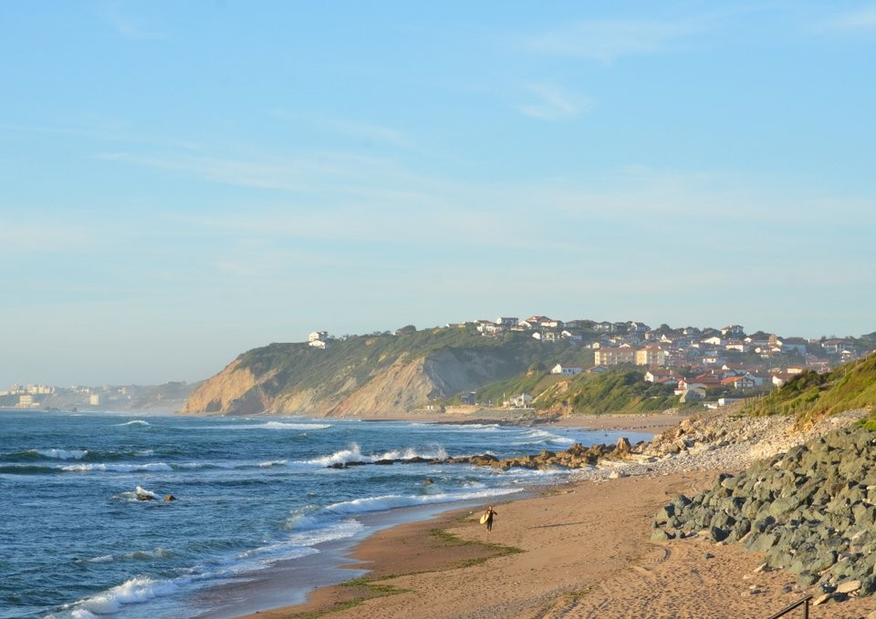 Plages-guethary-cote-basque